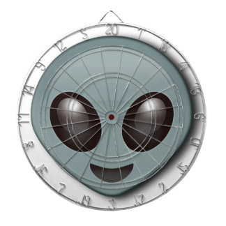 Bug Eyed Alien Dartboard