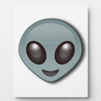 Bug Eyed Alien Plaque