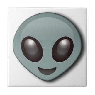 Bug Eyed Alien Tile