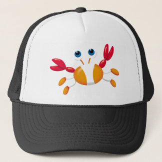 Bug-eyed Crab Trucker Hat