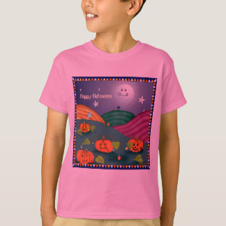 Bug Eyes & Pumpkins Kids T-Shirt