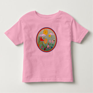 Bug-Eyes & Wings Dandy Lion T-Shirt