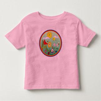 Bug-Eyes & Wings Dandy Lion T-Shirt