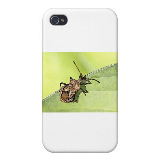 Bug Cover For iPhone 4