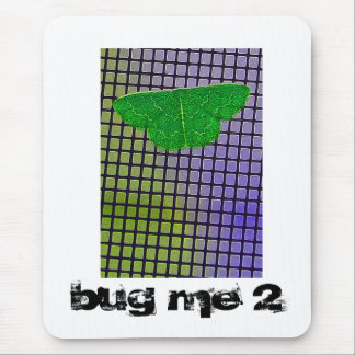 Bug me 2 mouse pad