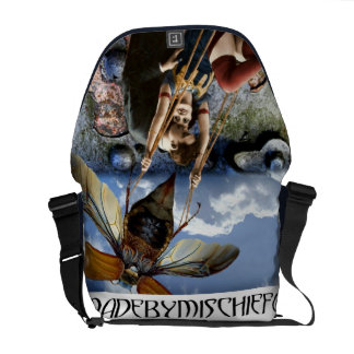 Bug-Napped! Messenger Bags
