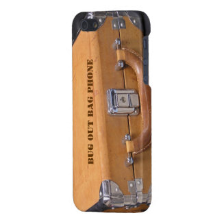 Bug Out Bag Phone-iphone case iPhone 5 Covers