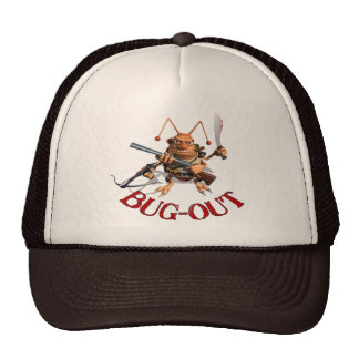 Bug-Out Cap