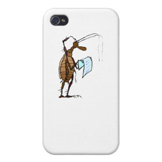 Bug Reading iPhone 4/4S Case
