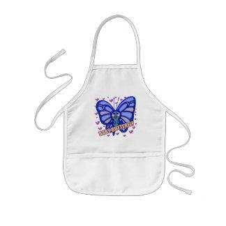 Bug T-Shirts and Bug Gifts Kids Apron