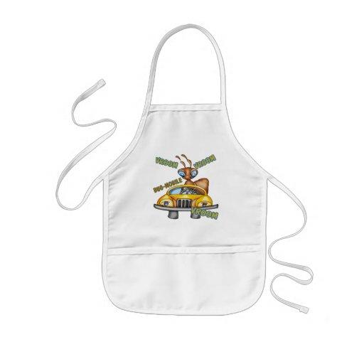 Bug Tee Shirts and Gifts Apron