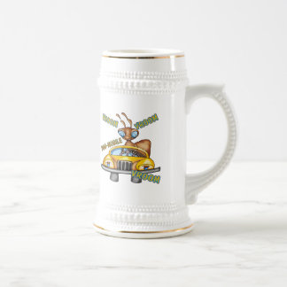 Bug Tee Shirts and Gifts Beer Steins