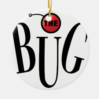 Bug Theatre Gear Christmas Ornament