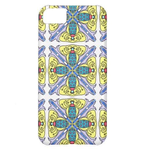 Bug tile iPhone 5C case