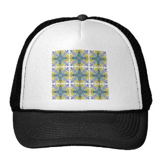 Bug tile trucker hat