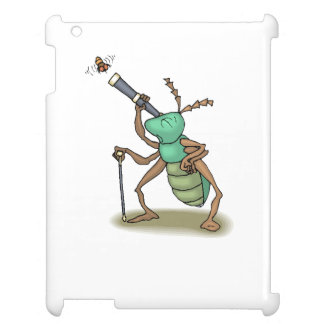 Bug Watching Fly iPad Cases