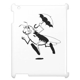 Bug With Umbrella Case For The iPad 2 3 4