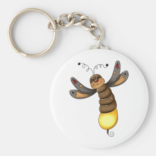 Buggin' You Again · Lightning bug Key Ring
