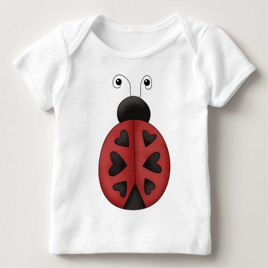 Buggin' You · Ladybug Hearts Baby T-Shirt