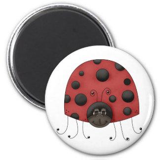 Buggin You · Ladybug Refrigerator Magnet