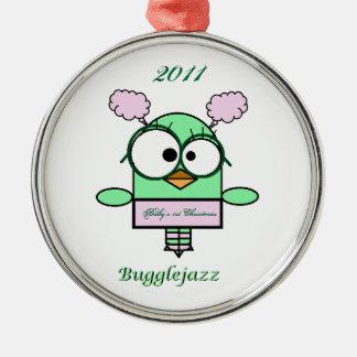 Bugglejazz  Baby's 1st Christmas 2011 Christmas Ornament