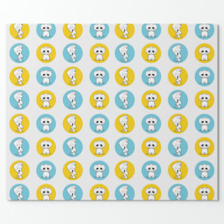 Buggles and Awe Matte Wrapping Paper, 30 in x 6 ft Wrapping Paper