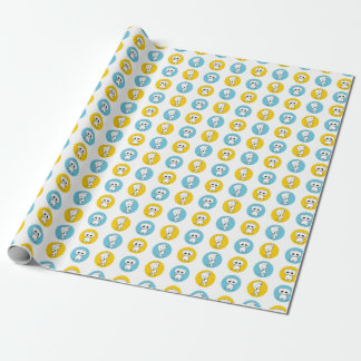 'Buggles and Awe' Wrapping Paper, 30 in x 6 ft Wrapping Paper