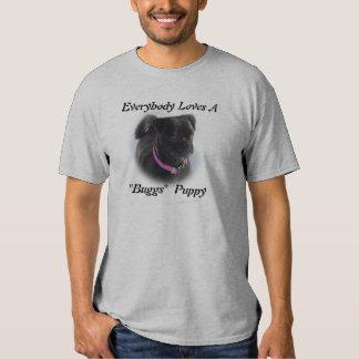 """Buggs""  Puppy t-shirt-customize Shirt"