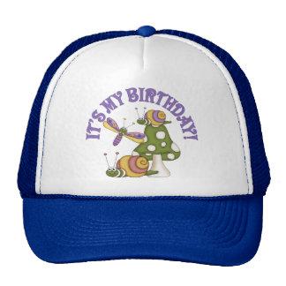 Buggylicious Birthday Cap