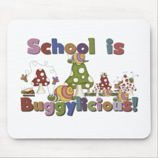 Buggylicious School Mouse Pad