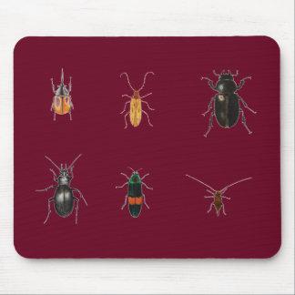 Bugs 2011 mouse mat
