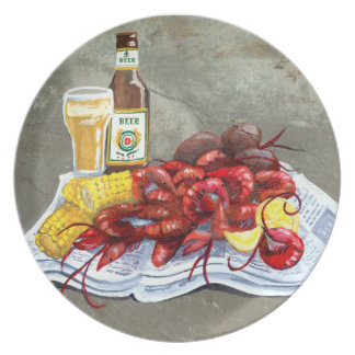 Bugs and Brew Plate