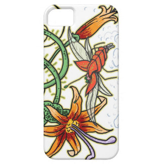 bugs and plants iPhone 5 cases