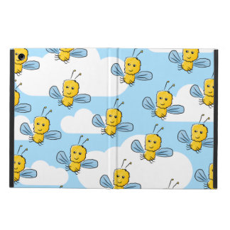 Bugs and Sky Pattern Cover For iPad Air