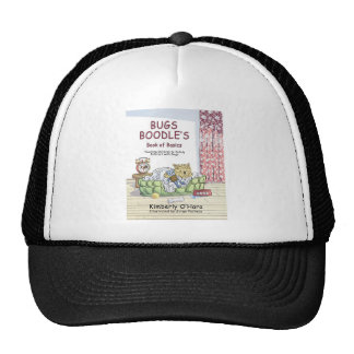 Bugs Boodle Book Cover Cap
