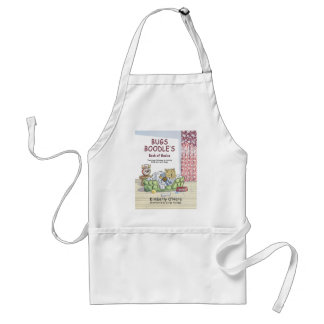 Bugs Boodle Book Cover Standard Apron