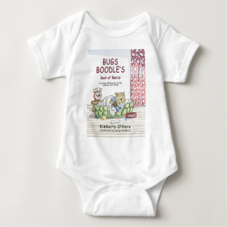 Bugs Boodle Book Cover Tshirt