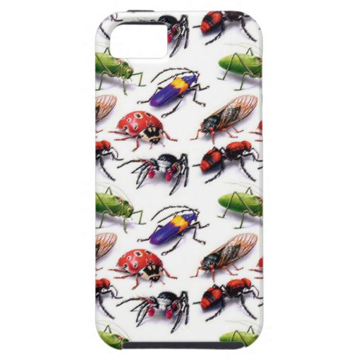 bugs bugs crawling everywhere iPhone 5 cases