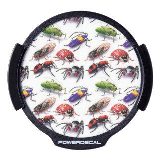 bugs bugs crawling everywhere LED auto decal