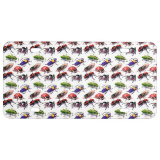 bugs bugs crawling everywhere license plate