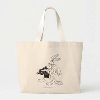 BUGS BUNNY™ and DAFFY DUCK™ Large Tote Bag