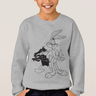 BUGS BUNNY™ and DAFFY DUCK™ Sweatshirt