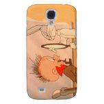 BUGS BUNNY™ and Elmer Fudd 2 Galaxy S4 Case