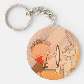 BUGS BUNNY™ and ELMER FUDD™ 2 Key Ring