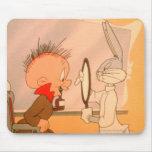 BUGS BUNNY™ and Elmer Fudd 2 Mouse Pad