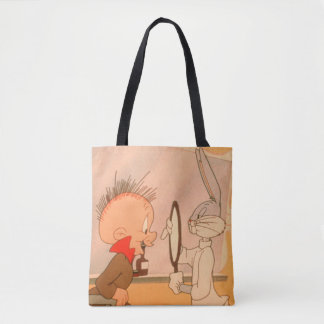 BUGS BUNNY™ and ELMER FUDD™ 2 Tote Bag