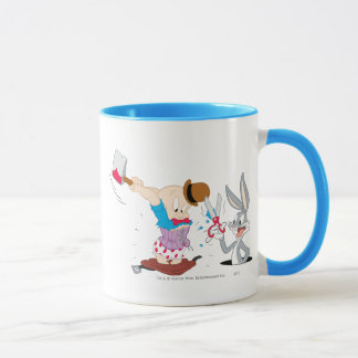 BUGS BUNNY™ and ELMER FUDD™ Mug