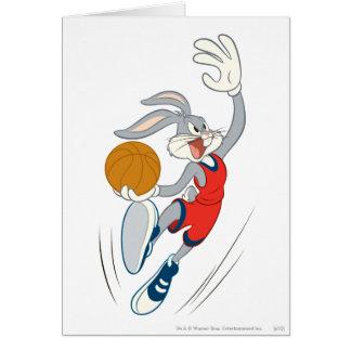 BUGS BUNNY™ B-Baller Card