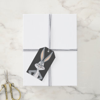 BUGS BUNNY™ | Bunny Stare Gift Tags