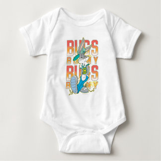 BUGS BUNNY™ Cool School Outfit Baby Bodysuit